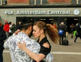 Amsterdam centraal - Tango