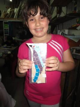 Taller Inclan ceramica niños