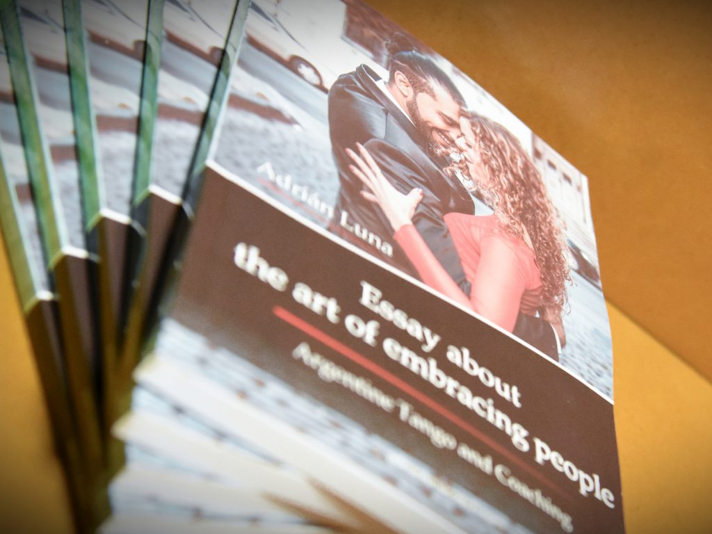 Book Tango and Coaching
