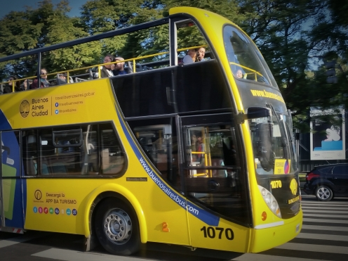 Bus Buenos-Aires