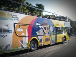 Bus-Buenos Aires