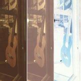 Guitarra los laureles