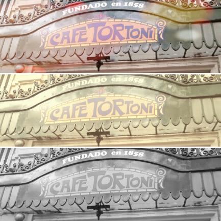 Tortoni Café