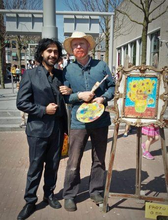 My friend Vincent Van Gogh Holanda