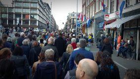 Remembrance Day Amsterdam Holanda