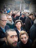 Remembrance Day on Dam Square Holanda
