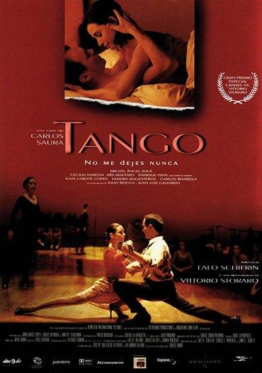 Tango movie 1998 Poster